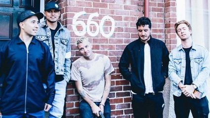 Six60 star reveals how he really feels about radio hosts talking over his songs