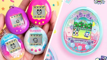 Popular '90s toy Tamagotchi are making a comeback with a new 2020 twist