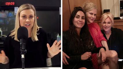 Aussie singer Amy Shark tells Laura McGoldrick what it's really like to meet Nicole Kidman