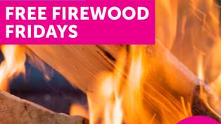 WIN! Free Firewood Fridays with Environment Southland!