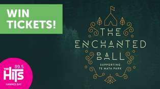 WIN a night at The Enchanted Ball