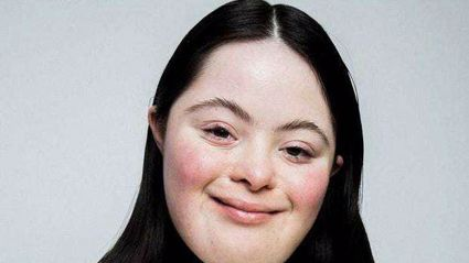 Ellie Goldstein, model with Down syndrome, stars in Gucci's latest beauty campaign