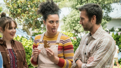 'Harry Potter' actor Matthew Lewis stars in new Kiwi comedy movie 'Baby Done' alongside Rose Matafeo