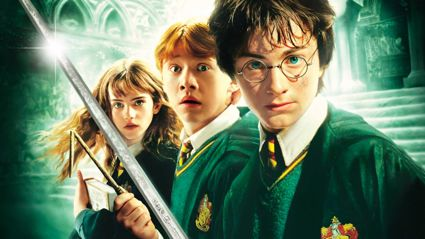 It turns out there's a 'Harry Potter' movie marathon happening in cinemas this weekend