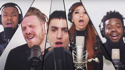 Pentatonix's stunning new a capella Billie Eilish cover will take your breath away