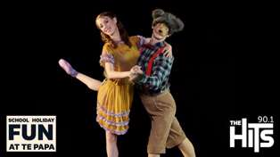 Royal New Zealand Ballet at Te Papa! (1)