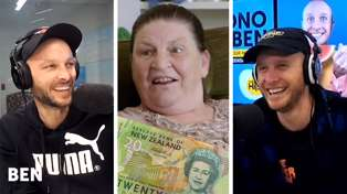 Jono and Ben talk to $20 Karen, the woman whose call about 'wanting her money back' went viral