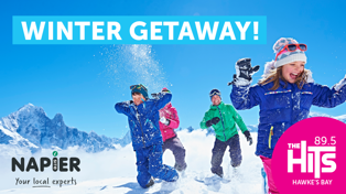 Win A Winter Getaway Thanks To Napier iSite!