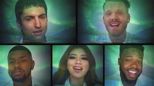 Watch Pentatonix's stunning new A Capella cover of The Cranberries' 90s' hit 'Dreams'
