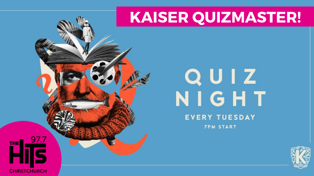 Beat The Kaiser Quizmaster!