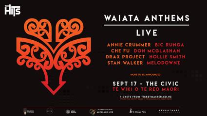 The Hits presents Waiata Anthems Live
