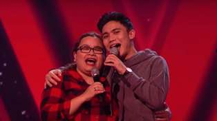 Contestant on 'The Voice Kids' leaves judges in tears after singing a duet with mum