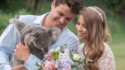 Bindi Irwin shares touching tribute to her new husband a year after getting engaged