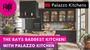 The Bays Baddest Kitchen with Palazzo Kitchen!