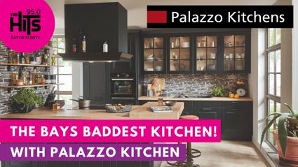 The Bays Baddest Kitchen with Palazzo Kitchen!