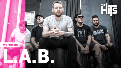 The Hits proud to present L.A.B in a special one-off Christchurch show