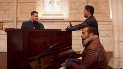 SOL3 MIO perform absolutely stunning cover of Lewis Capaldi's 'Hold Me While You Wait'