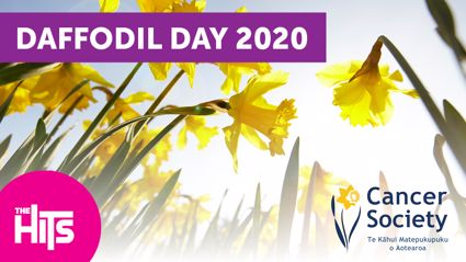 The Hits is proud to support Daffodil Day for 2020!