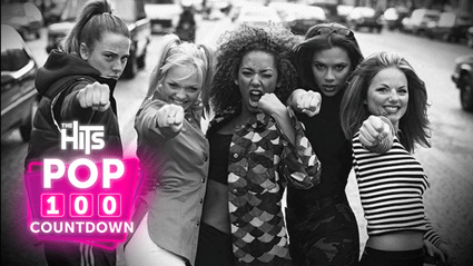 The Hits POP 100: Laura reveals her top five favourite songs of all time!