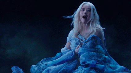 Watch Christina Aguilera belt out 'Reflection' from 'Mulan' more than 20 year on