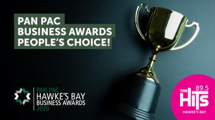 Pan Pac Hawke's Bay Business Awards 2020