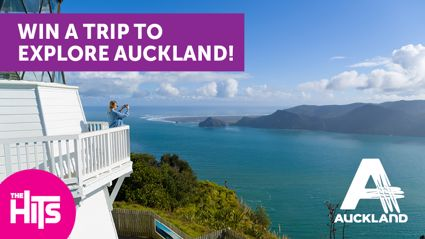 Win a weekend away in Auckland!