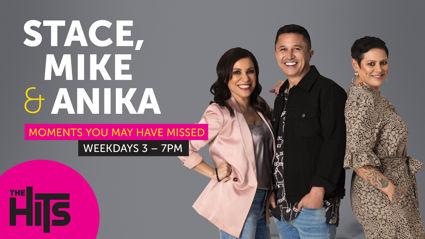 Stace, Mike & Anika Moa - Te Wiki o Te Reo Māori 2020