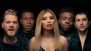 Watch Pentatonix's stunning new A Capella cover of 'Mad World'