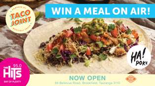 WIN A MEAL ON AIR WITH NEW WORLD BROOKFIELD!