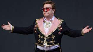 Elton John postpones remaining New Zealand concert until 2023