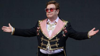 Elton John postpones remaining New Zealand concert until 2023