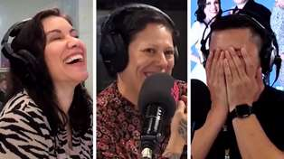 Anika Moa explaining what her 'Nudey Rudey' dance is will leave you in stitches