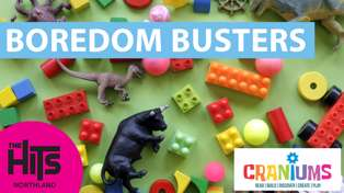 Holiday Boredom Busters with Craniums