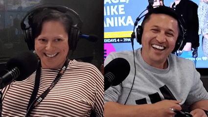 Stace, Mike and Anika reveal what their honest voicemail message would be