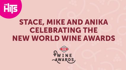 The Hits Hit Wine Of The Week with the New World Wine Awards!