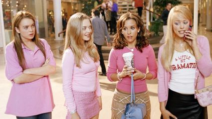 'Mean Girls' cast just reunited for the very first time since the film's release