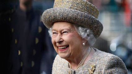 Queen Elizabeth's wedding ring is engraved with a secret message - and only 3 people know what it says