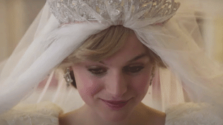 Intense new 'The Crown' season 4 teaser shows more of Princess Diana on her wedding day