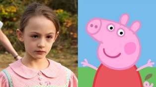 It turns out the 'creepy' little girl from 'Haunting of Bly Manor' is the voice of Peppa Pig