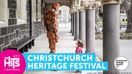 Christchurch Heritage Festival!