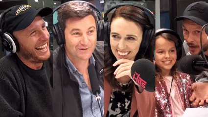 NZ Prime Minister Jacinda Ardern gets grilled by Ben's daughter with hilarious questions