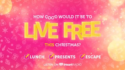 Live Free Christmas Edition