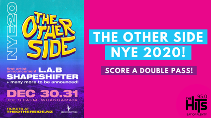 Win a double pass to The Other Side 2020