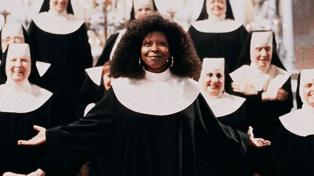 Whoopi Goldberg has hinted at a third 'Sister Act' film and we are stoked
