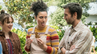 Kiwi comedy 'Baby Done' starring Rose Matafeo and 'Harry Potter's Matthew Lewis is out today