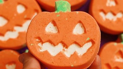 It turns out Lush has adorable Halloween-themed bath bombs for a spooky soak