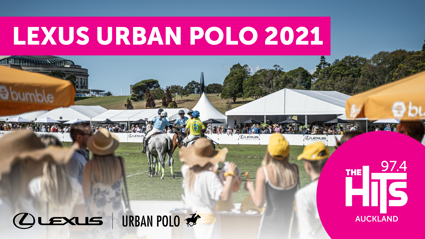 The Lexus Urban Polo 2021 in Auckland!