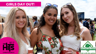 Win a Girls Day Out at Riccarton Park Racecourse!