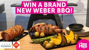 Win a brand new Weber BBQ ahead of Summer!