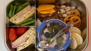 Mum hits back after being shamed over daughter's 'too grown-up' lunch box